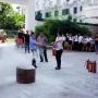 花城创意产业园消防安全知识培训及演练顺利举行